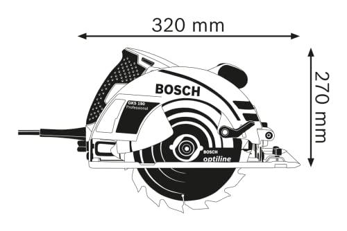 Bosch Professional Handkreissäge GKS 190 - 2